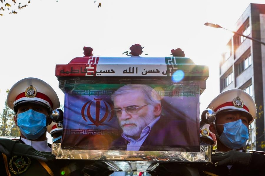 Mohsen Fakhrizadeh - Foto: Iranian Defense Ministry / UPI / Profimedia)