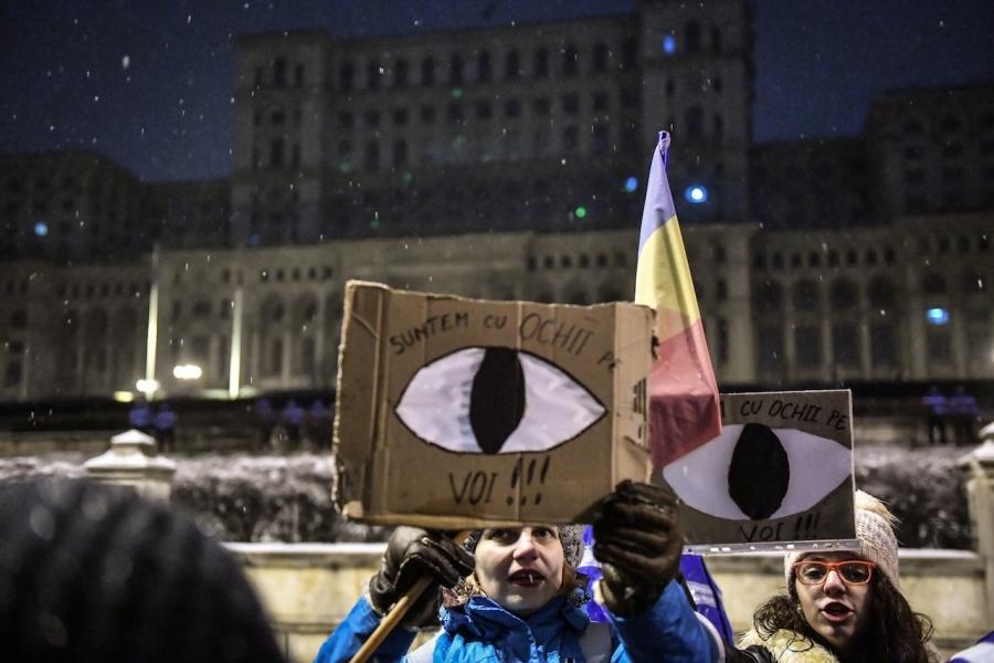 Alegeri parlamentare 2020 - Suntem cu ochii pe voi
