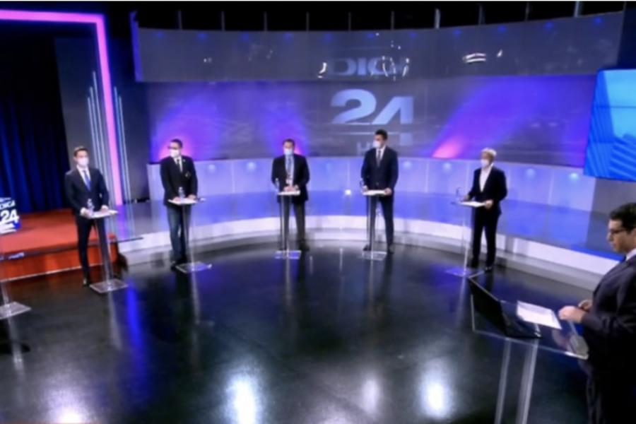 Dezbatere electorală Digi24