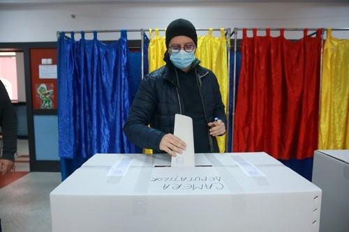 Alegeri 6 decembrie