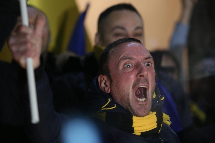 Reacții după alegeri