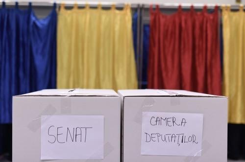 Urne alegeri parlamentare