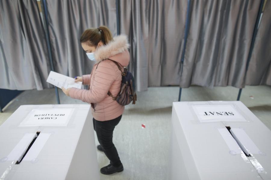 Alegătoare, 6 decembrie 2020