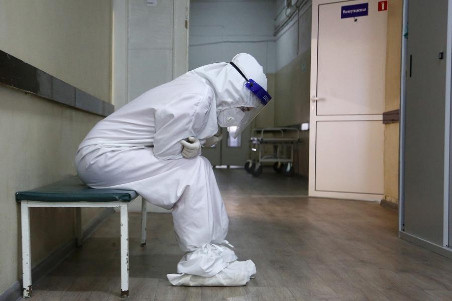 pandemie - doctor - Dmitry Rogulin / TASS / Profimedia