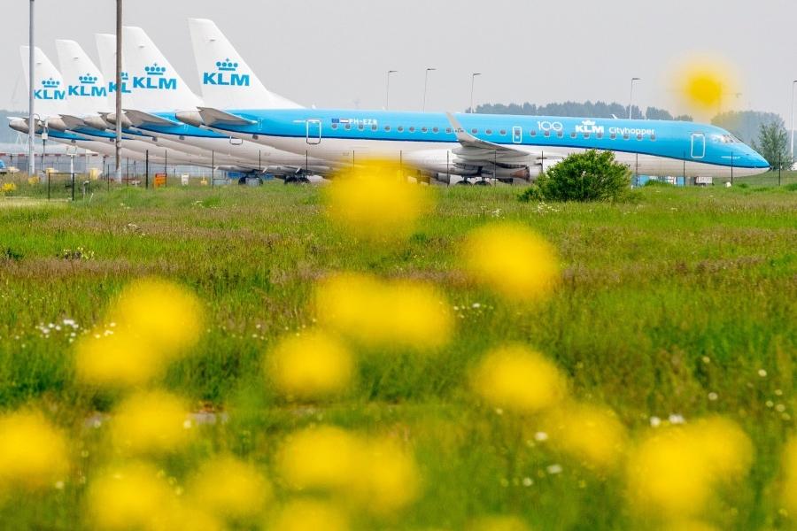 KLM - Foto: SOPA Images Limited / Alamy / Alamy / Profimedia)