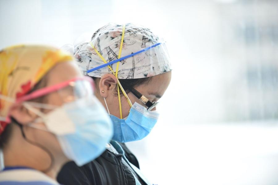 spital - covid - (Foto: JLN Photography / Shutterstock Editorial / Profimedia)