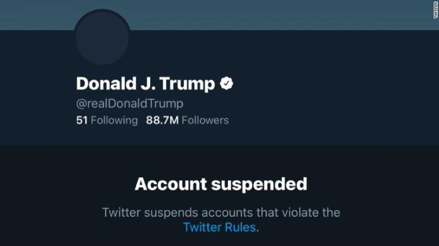 Donald Trump - Cont Twitter