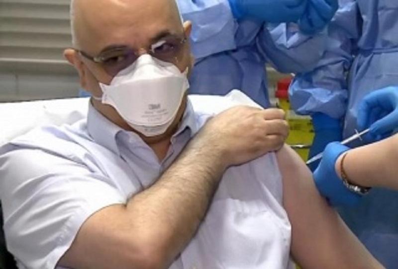 Raed Arafat - vaccin
