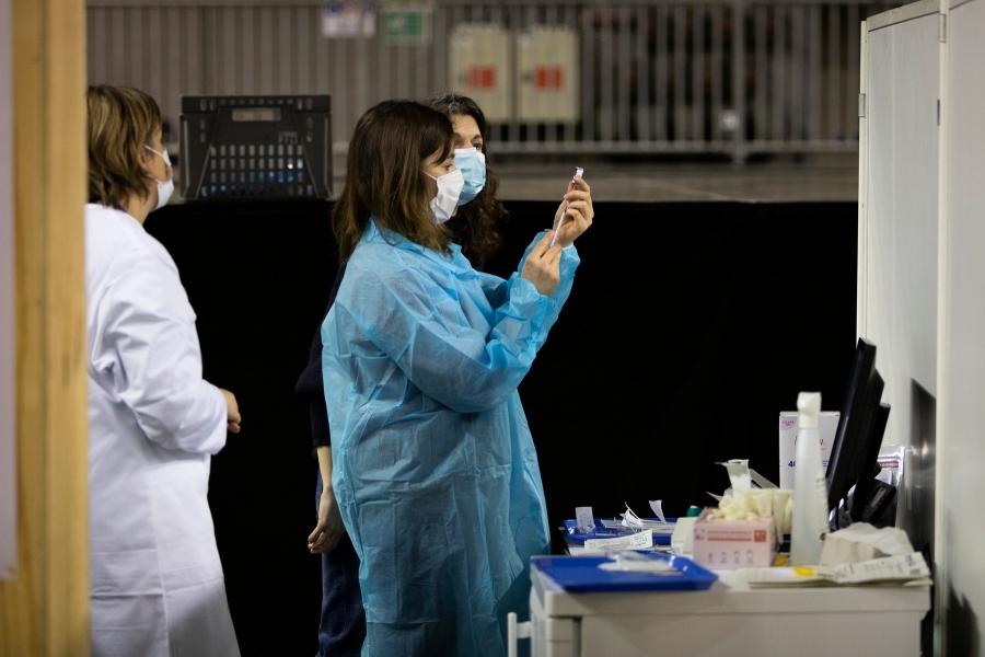 vaccinare 2021 Foto: Jeremias Gonzalez / Zuma Press / Profimedia)