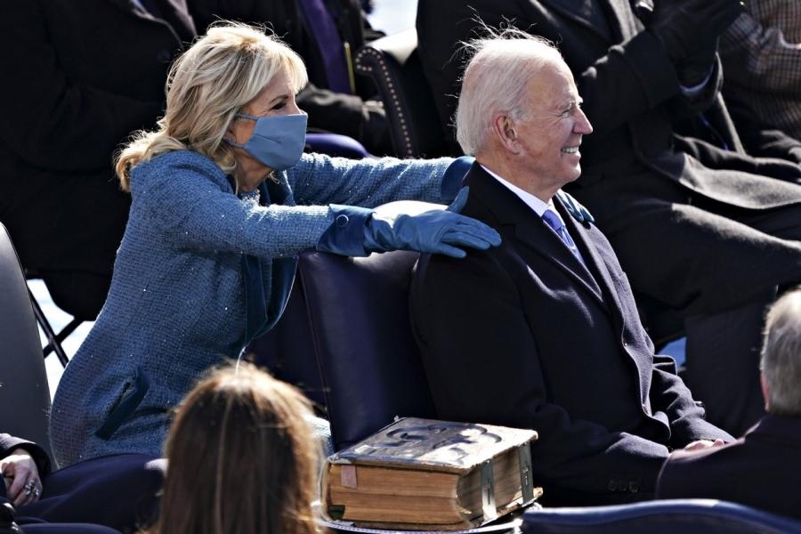Joe Biden - inaugurare