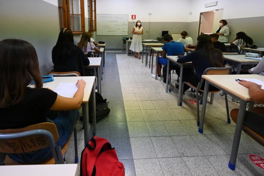 scoala - pandemie - Vincenzo PINTO / AFP / Profimedia
