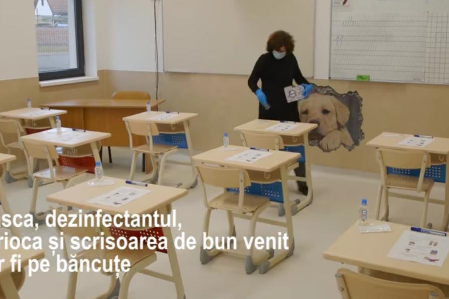 Școala din Ciugud