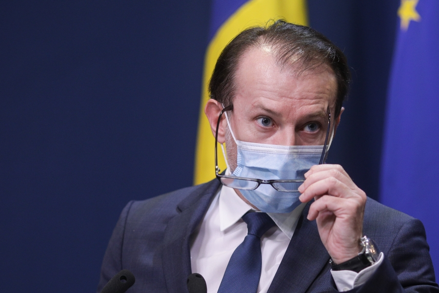 Florin Cîțu - februarie 2021