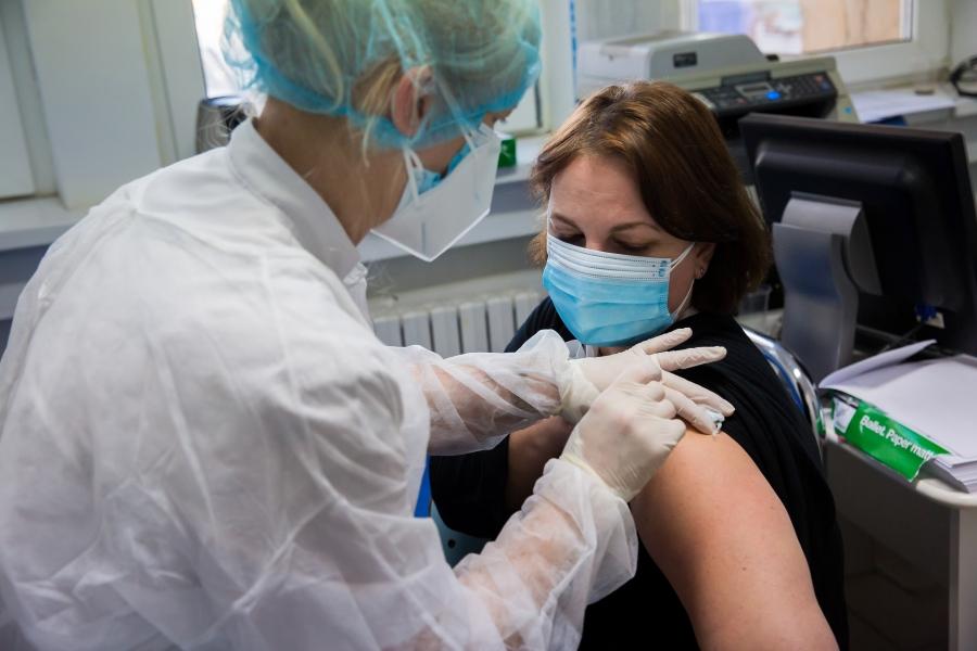 Administrare vaccin