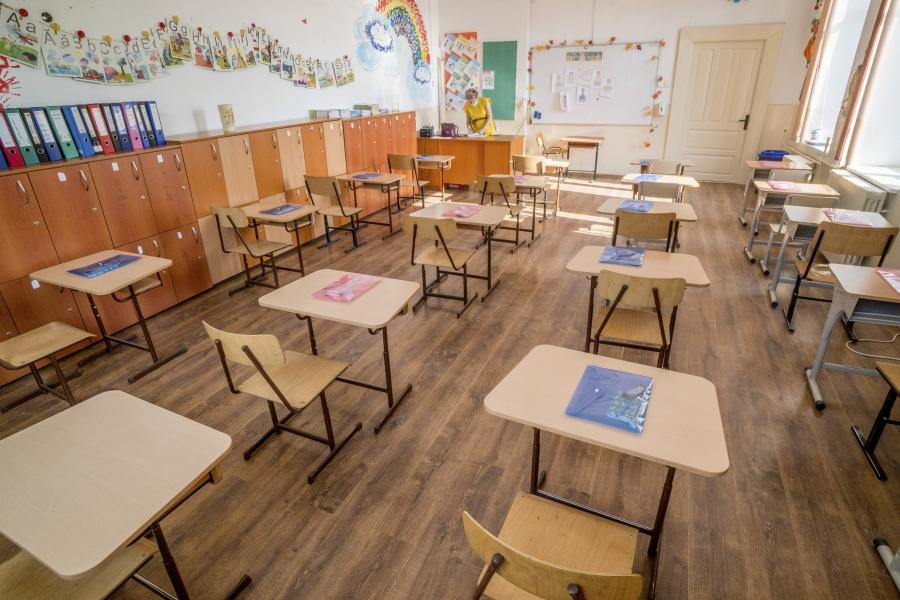 scoala - clasa - (Foto: Inquam Photos / Casian Mitu)