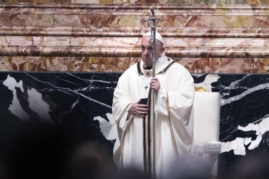 Papa Francisc 2021