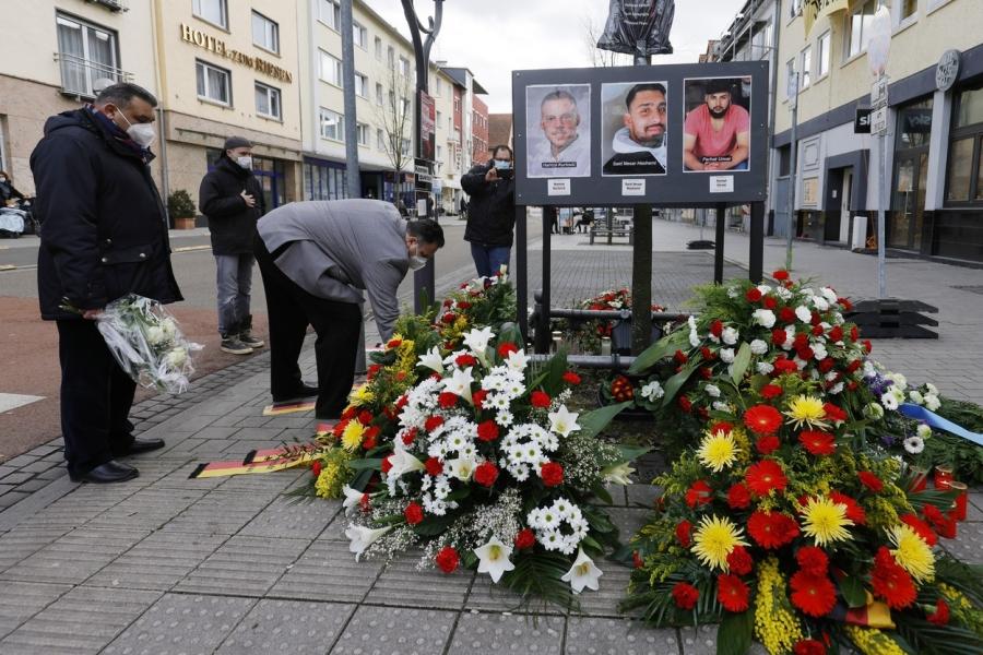 Comemorarea atacului extremist de la Hanau