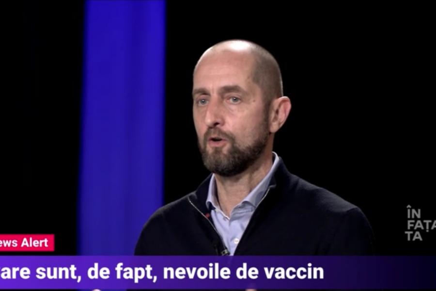 Dragoș Damian - Terapia Cluj
