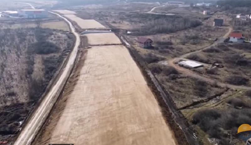 Sibiu - Boita - Foto: captura Youtube Pro Infrastructura