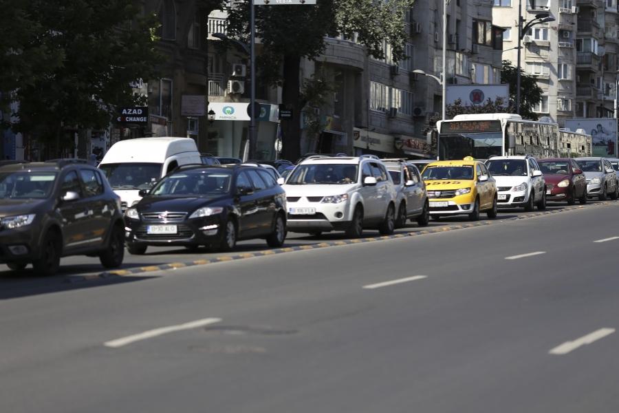 Aglomerație în trafic