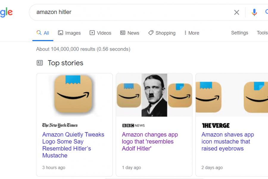 Amazon și Hitler