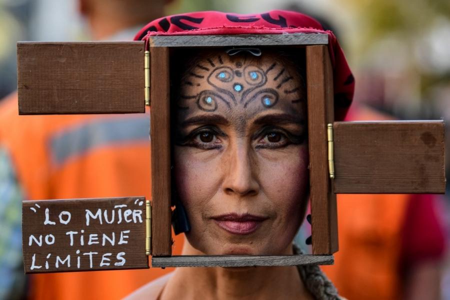 femeie Chile