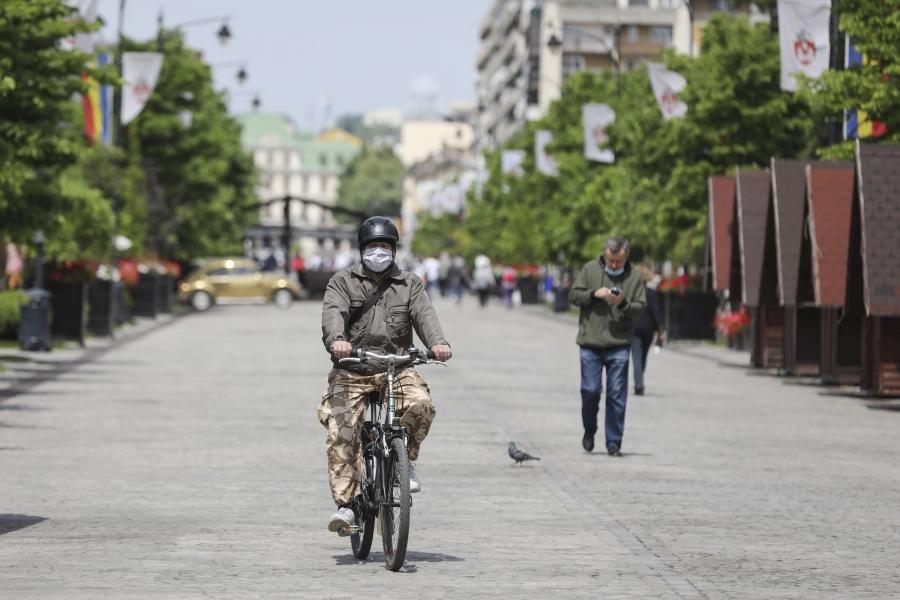 biciclete - Foto: Inquam Photos / Liviu Chirica