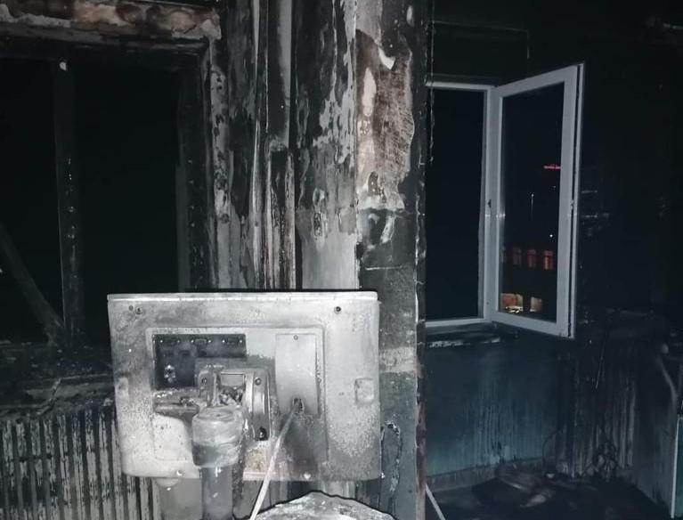 incendiu P Neamt