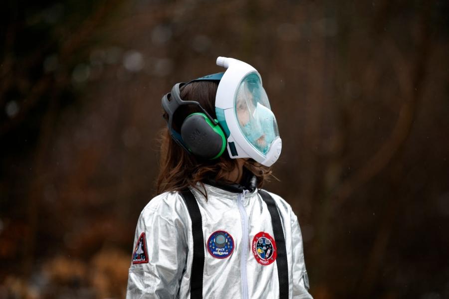 Micul astronaut