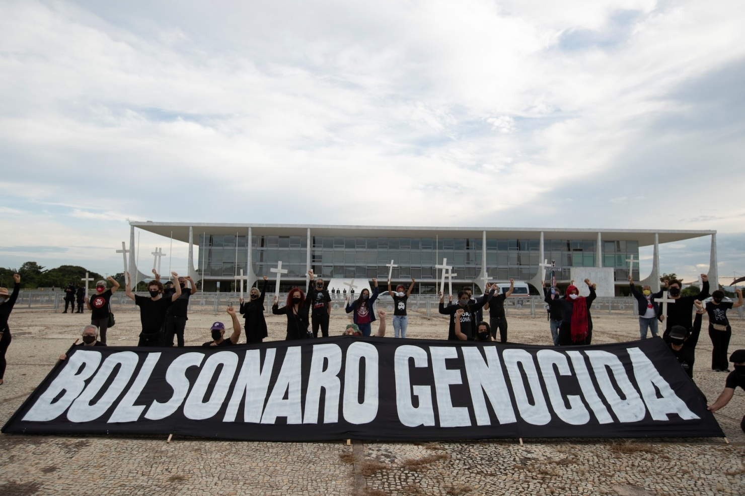 Brazilia - Ziua presedintelui Jair Bolsonaro și record la decese de covid