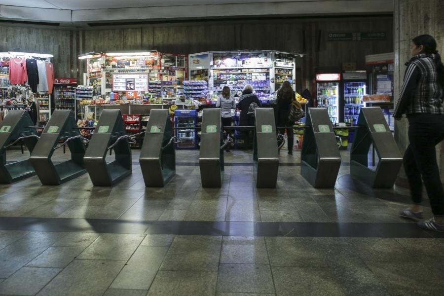 Spații comerciale metrou