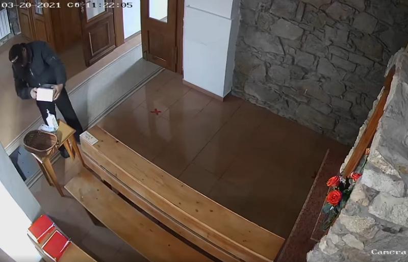 furt la biserica