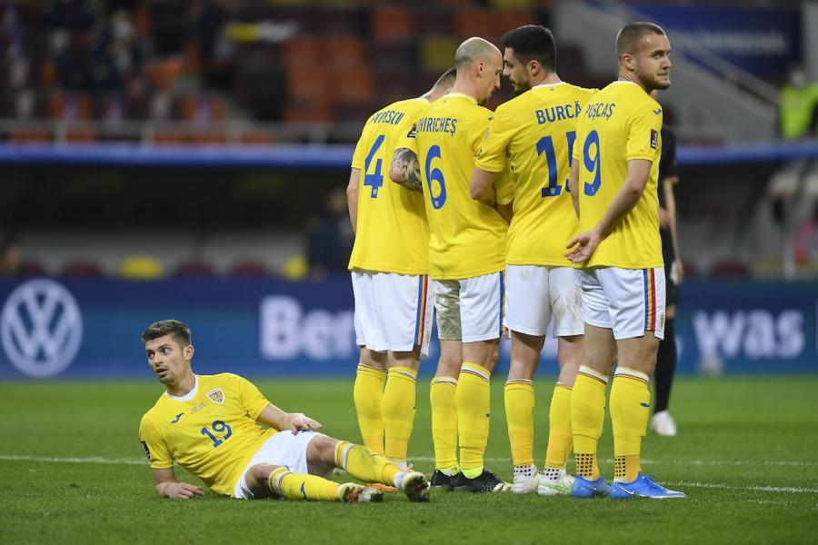 Fotbal, România- Germania