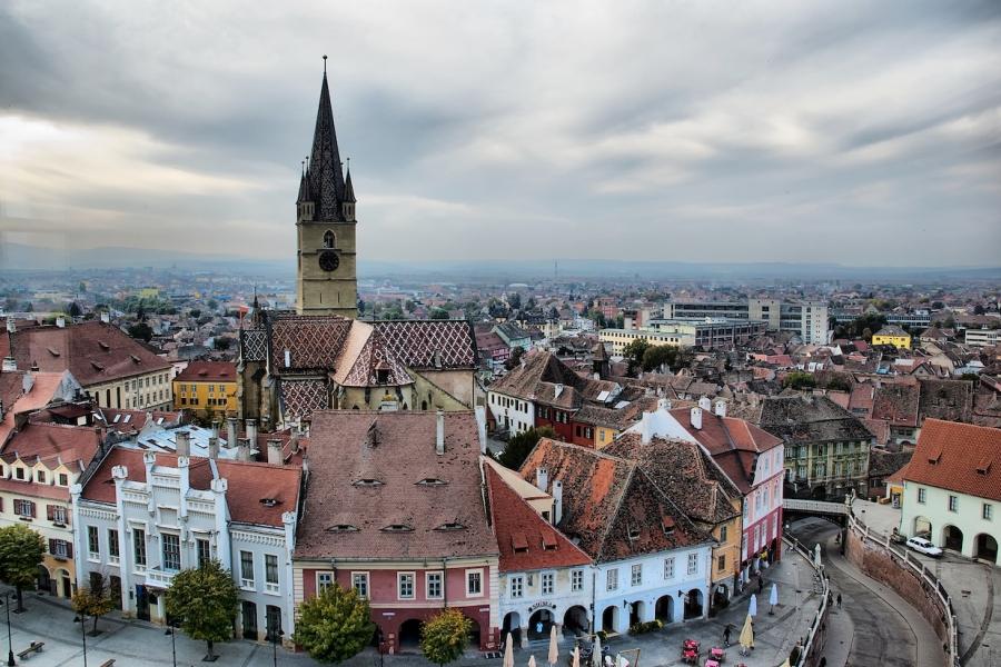 Școala de la Sibiu