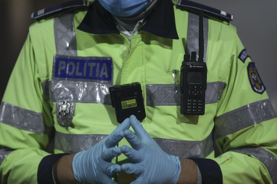 Polițist în pandemie