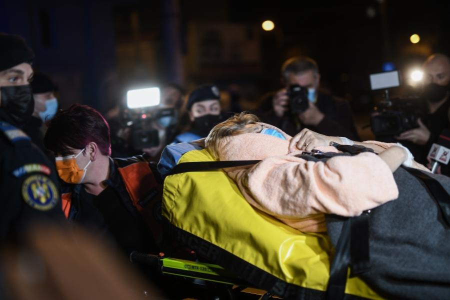 Evacuare Spital Foișor
