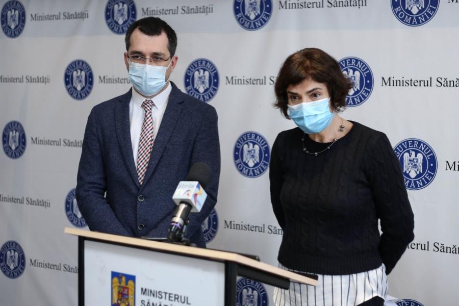 Vlad Voiculescu și Andreea Moldovan