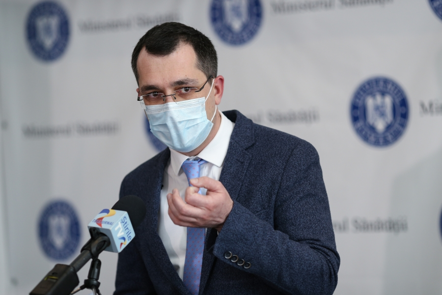 Vlad Voiculescu aprilie 2021