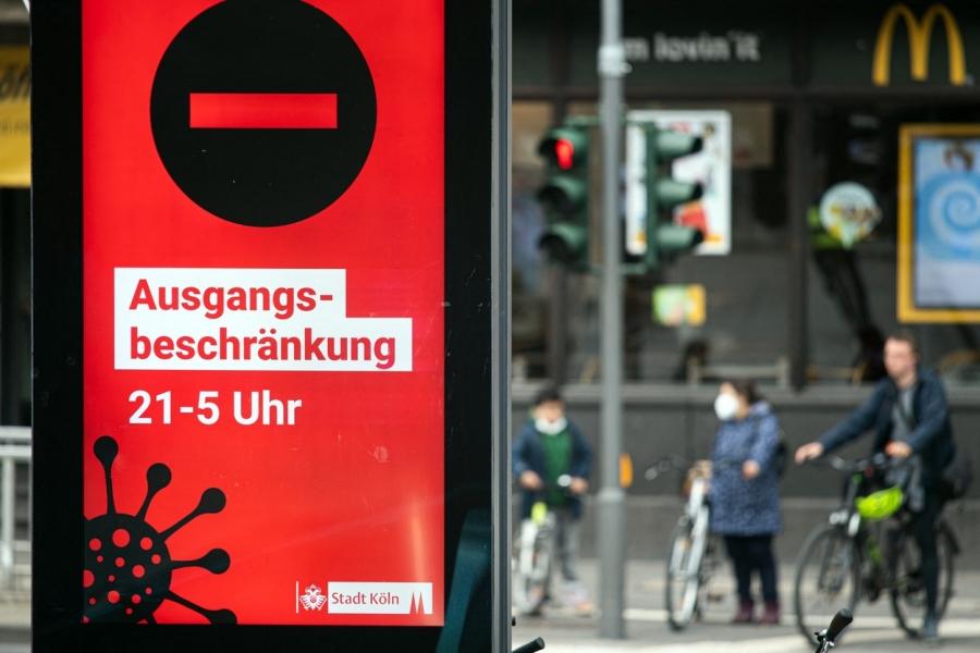Restricții în Germania