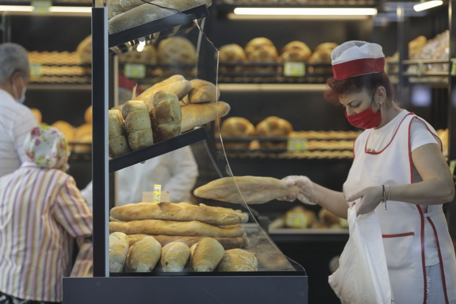brutarie - paine