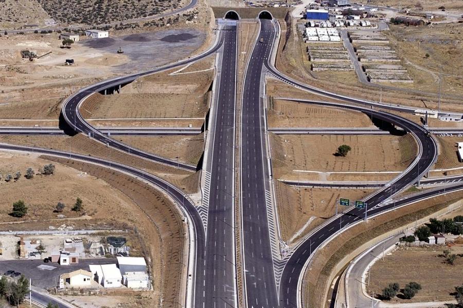 autostrada Grecia - getty