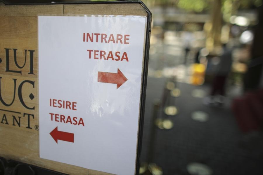 terasa - Foto: Inquam Photos / Octav Ganea
