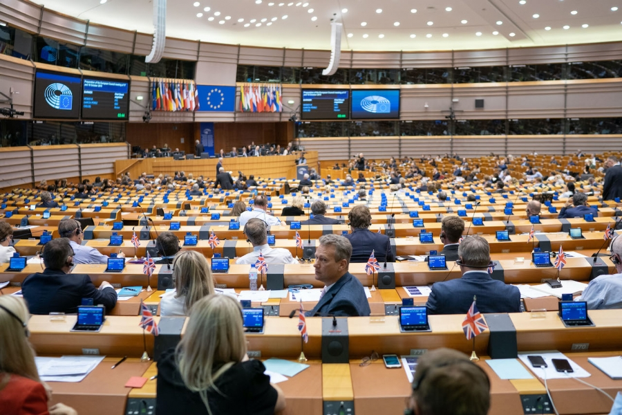 Politicieni britanici Bruxelles