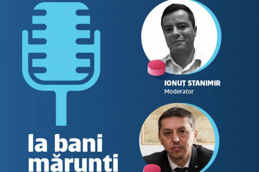 Podcast La bani mărunți