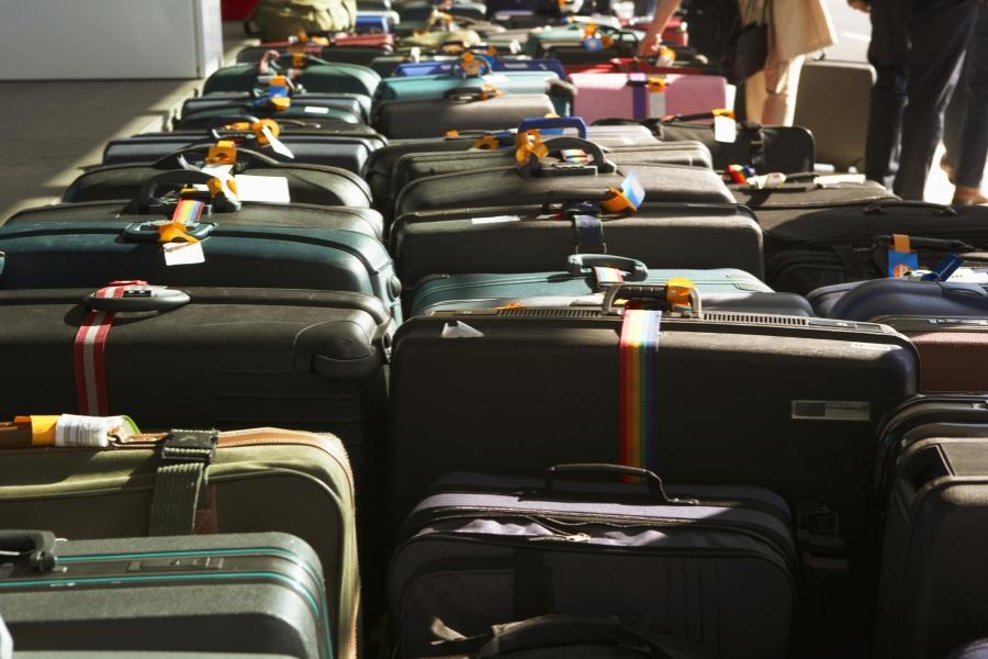 aeroport - bagaje
