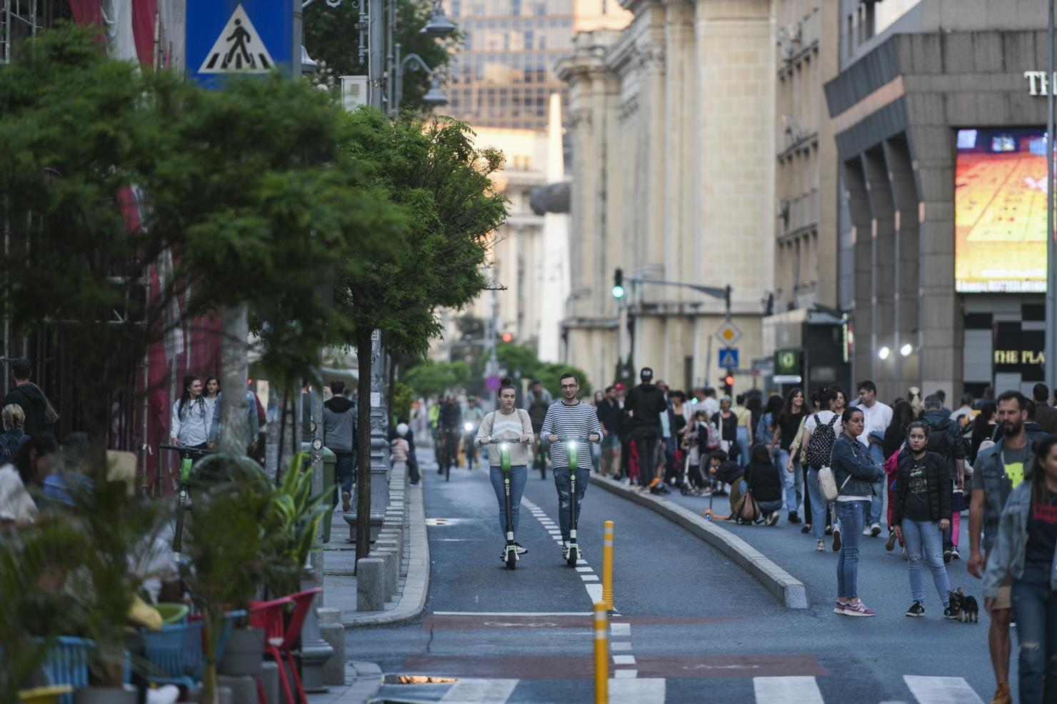 Străzi Deschise