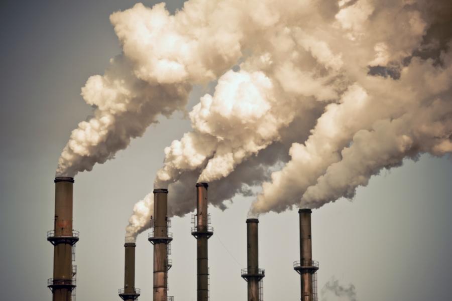 Poluare industrială