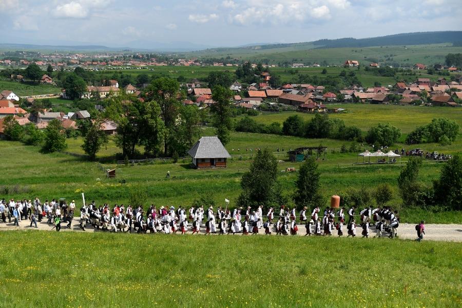Pelerinaj în Transilvania