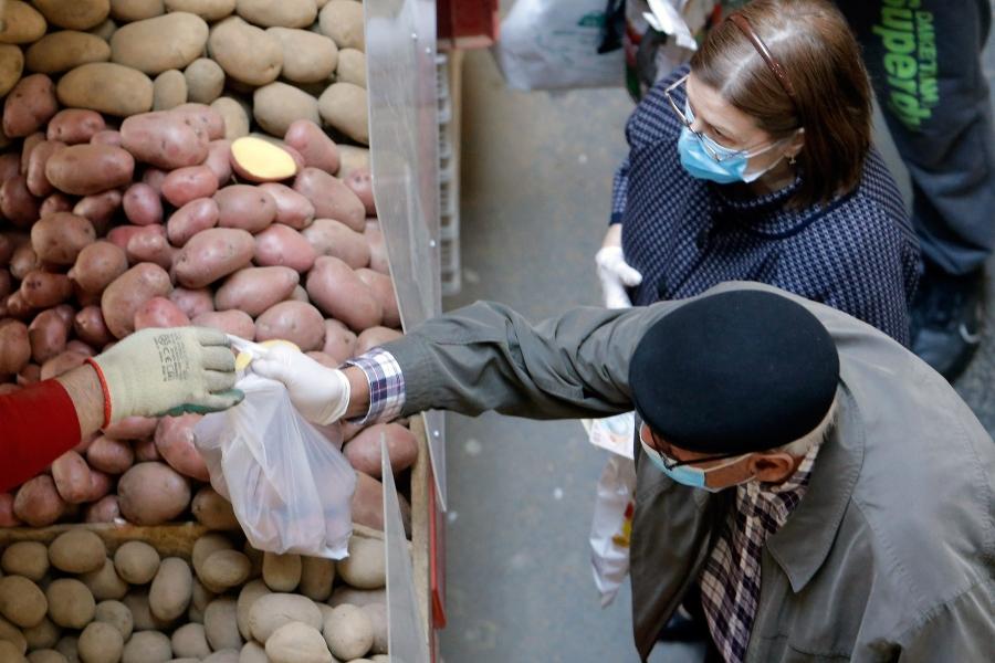 pensionari - Foto: Xinhua News / Profimedia