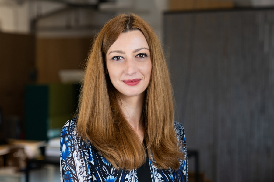Raluca Negulescu-Balaci